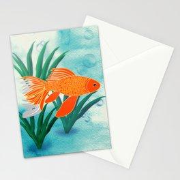 The Goldfish Stationery Cards