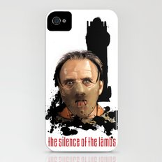 Hannibal Lecter: Monster Madness Series iPhone (4, 4s) Slim Case