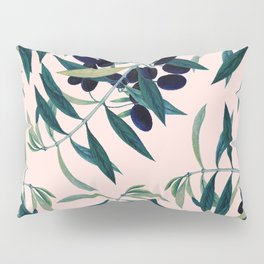 Olive Branch Pattern #society6 #decor #buyart Pillow Sham