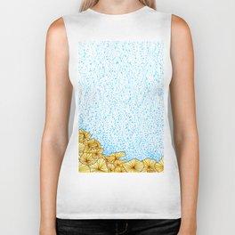 Cantharellus noumeae coral Biker Tank