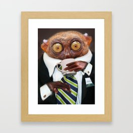 This Anxiety is Killing Me! Framed Art Print