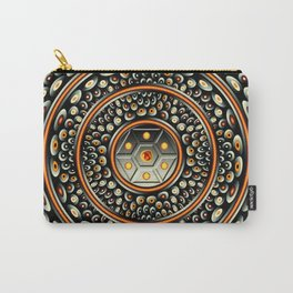 Dark metal and jewels Carry-All Pouch