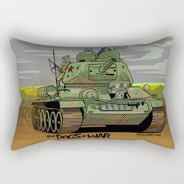 The Dogs of War: T34 Rectangular Pillow