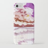 bleach iPhone & iPod Cases featuring Pink Bleach by Bzerk Creative
