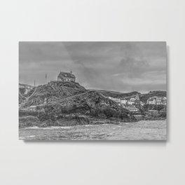 Ilfracombe Metal Print