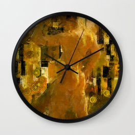 I'm Waiting for You (male) Wall Clock