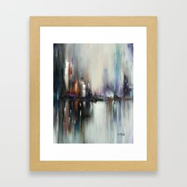 Expression 1 Framed Art Print