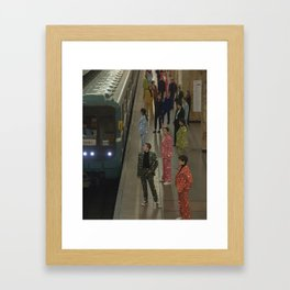 Magic people vol.2 Framed Art Print