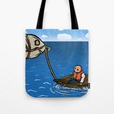 Alternative Travel Tote Bag