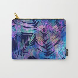 Waikiki Tropic {Blue} Carry-All Pouch