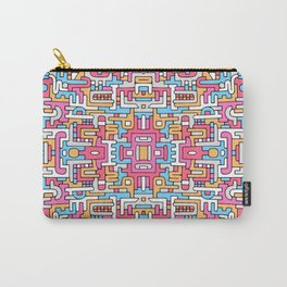 Sacred Patterns Carry-All Pouch