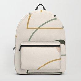 Minimal Geometric 49 Backpack