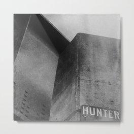 Hunter Metal Print