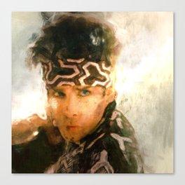 Zoolander Canvas Print