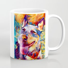 Australian Cattle Dog 2 Coffee Mug