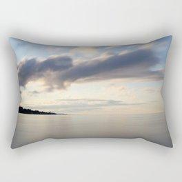 speed of sky Rectangular Pillow