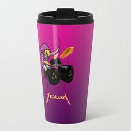 Zelda llinka - Purple Link Travel Mug