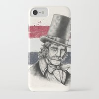 butcher billy iPhone & iPod Cases featuring The Butcher by Derek Guidry