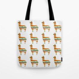 Lots of Llamas Tote Bag