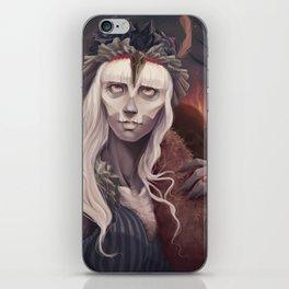 Beautiful Corpse iPhone Skin
