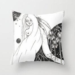 Nightwish Throw Pillow