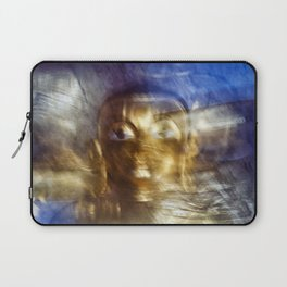 Abstract Buddha Laptop Sleeve