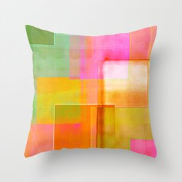 cover up 7 Throw Pillow