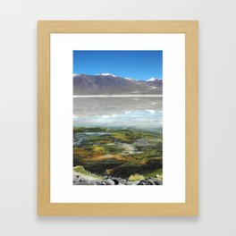 Bolivia by Carlota CRM Framed Art Print