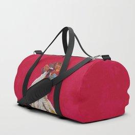 Newspaper Chicken Duffle Bag