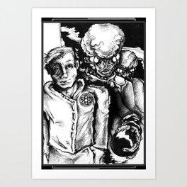 Sons of Atom - Illustration Art Print
