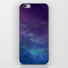 Universe iPhone & iPod Skin