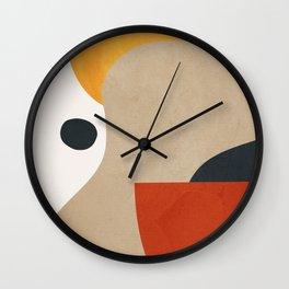 Abstract Art 11 Wall Clock