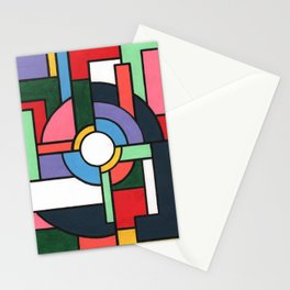 A Study for The Foolishness of Protectionism Stationery Cards