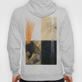 "Hilma af Klint ""The Swan, No. 05, Group IX-SUW"" Hoody"