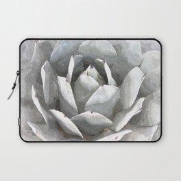 Succulent cactus watercolor Laptop Sleeve