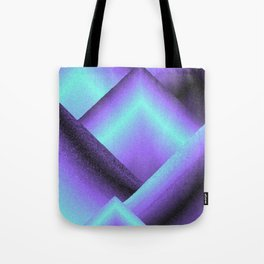 purple and blue mountains Tote Bag