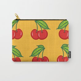 Cherry Cherry Baby Carry-All Pouch