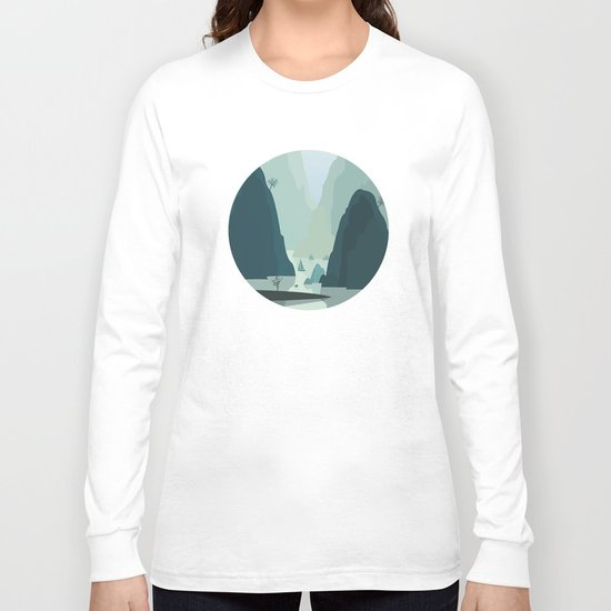 My Nature Collection No. 24 Long Sleeve T-shirt