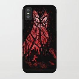 Mister Poe's Guilt Trip iPhone Case
