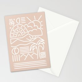 New Days Everyday Rainbow Stationery Cards