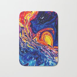 Inferno Bath Mat