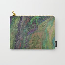 Upwards trip ( Abstract Painting nr. 1 ) Carry-All Pouch