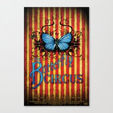The Butterfly Circus Official Movie Poster Canvas Print