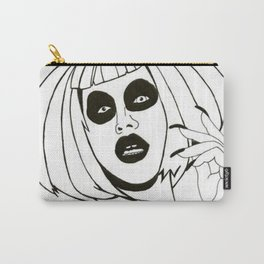 """Sharon Needles - """"FREAK EM OUT!"""" Carry-All Pouch"""