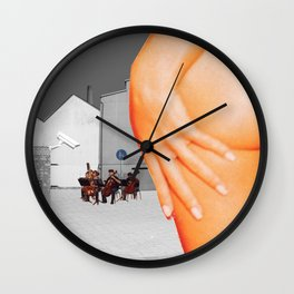 Follow Your Dreams · illusion City 13 · Saturday Night Wall Clock