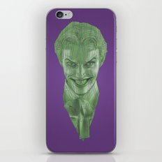 The Joker (Color Variant) iPhone & iPod Skin
