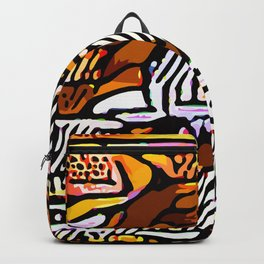Kolage ~ Egyptian Gold ~ 7 Backpack