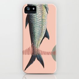 Golden Gate Fish iPhone Case