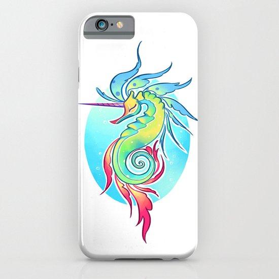 Sea Unicorn iPhone & iPod Case