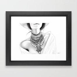 Genesee Framed Art Print